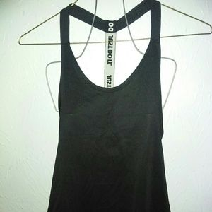 New Nike XL Tank Top Just Do It T Strap Workout